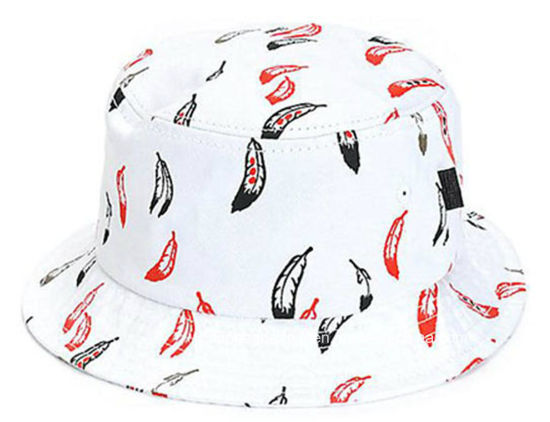8c2caf050ad China Custom High Quality Plain White Cotton Bucket Hat - China ...