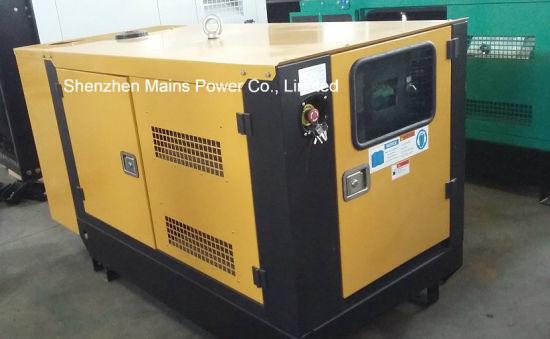 55kVA 44kw Cummins Diesel Generator Silent Genset Soundproof Canopy & China 55kVA 44kw Cummins Diesel Generator Silent Genset Soundproof ...