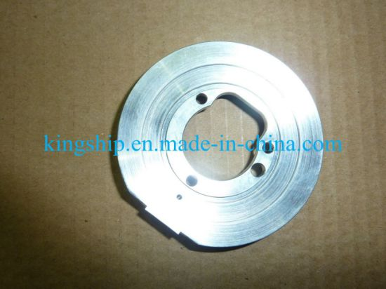 Chrome Plated Aluminum Parts with ISO9001: 2008 Approval