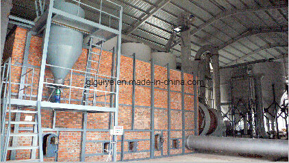 Rotary Dryer (consists of dryer body with particular inclination) pictures & photos