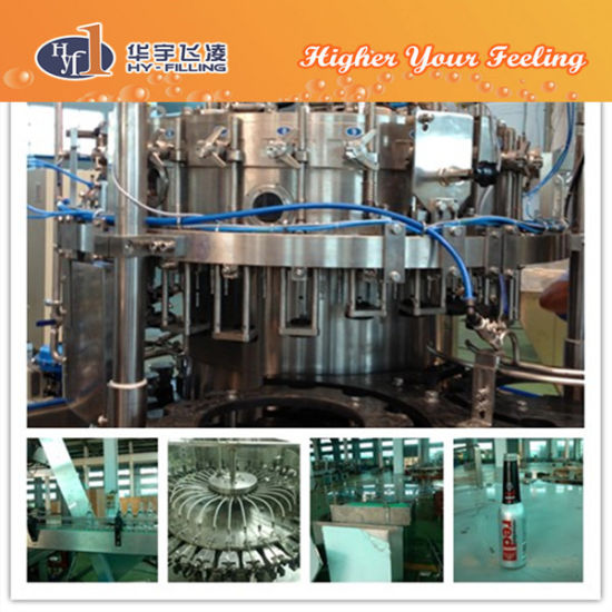 Glass Cola CO2 Bottling Machine pictures & photos