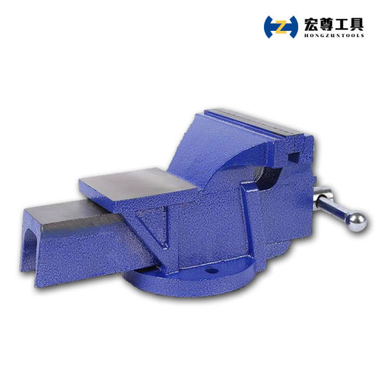 China 8 Inch Heavy Duty Craftsman Bench Vise China Large Bench