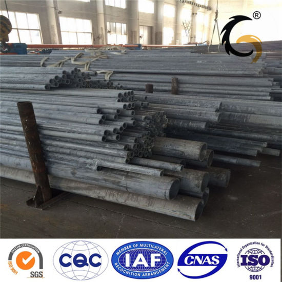 Cold Drawn Seamless Carbon Steel Pipe for Construction Material (factory)