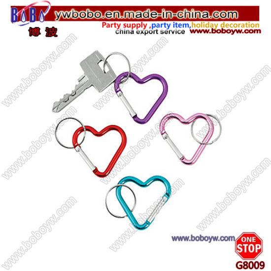 Novelty Craft Party Gift Key Chain Assortment Promotion Gift Key Holder (G8009)