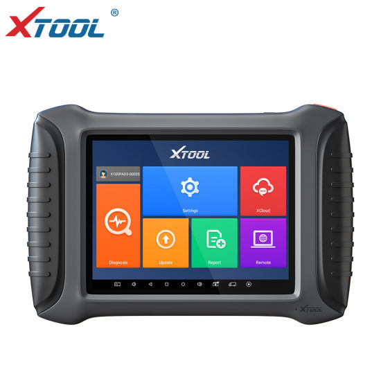 Xtool X100 Pad3 Car Key Programmer X100 Pad Elite OBD2 Diagnostic Odometer Adjustment with All Key Lost for Toyota for Lexus pictures & photos