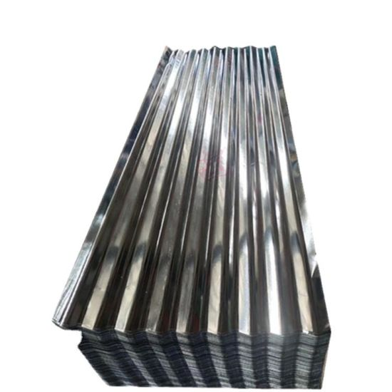 Zinc Sheet Corrugated Roofing Galvanized Color Fiber Cement Corrugated Roofing