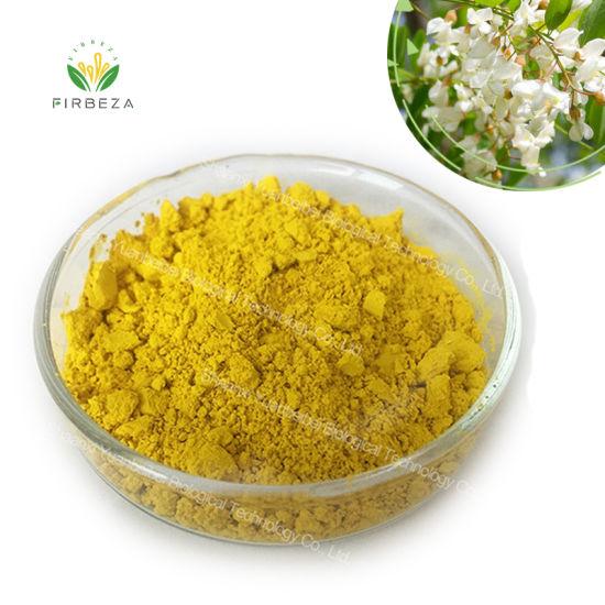 Factory Supply Pharmaceutical Grade 98% Quercetin Powder