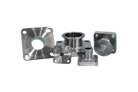 Precision Forged Stainlesss Steel Semiconduct Hygienic/Sanitary/High Purity Ball Valve Part