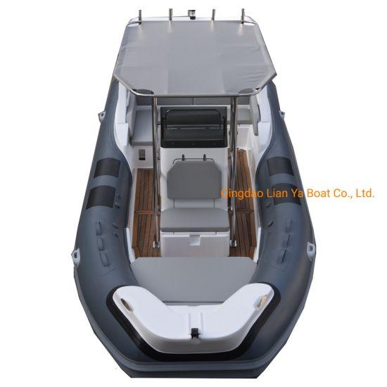 Liya Rib Boat 660 Luxury Motor Yacht Rigid Boat Sale