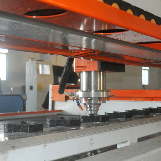 China CNC Stone Processing Center Marble Cutting Granite CNC Machines for  Edge and Sink Polishing - China CNC Machine, CNC Stone Processing Center