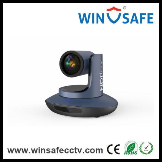 Live Streaming and Broadcast Video Ndi PTZ Camera