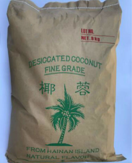 Food Ingredient /Food Additive Desiccated Coconut Powder Low Fat (DC) From China