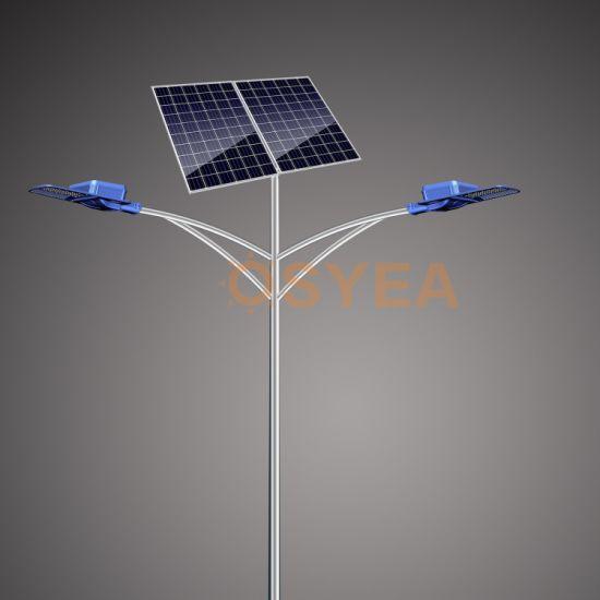 Battery Top Outdoor Lighting Solar Led