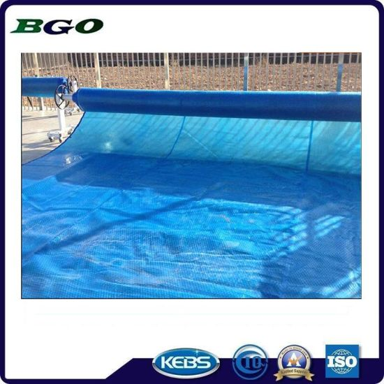 Anti - UV 100um 200um Swimming Pool Solar Cover pictures & photos