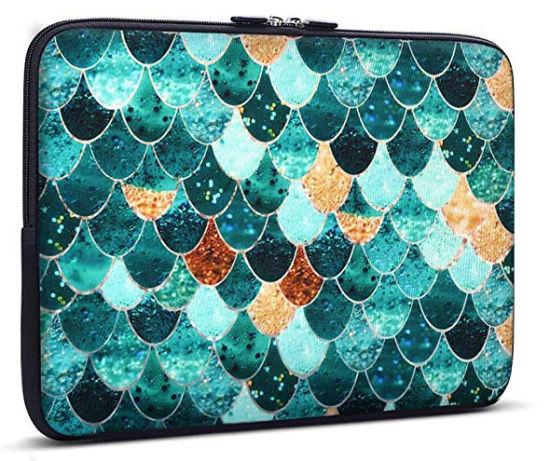 New Custom Fish Skin 13-Inch Neoprene Laptop Case