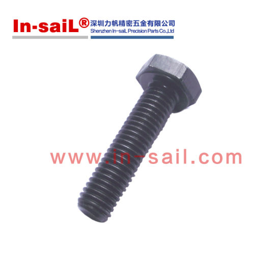 DIN 564-1995 Hexagon Set Screws with Small Hexagon Half Dog Point and Flat  Cone Point