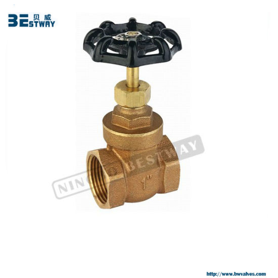High Performance B62/C83600/LG2 Bronze Gate Valve pictures & photos