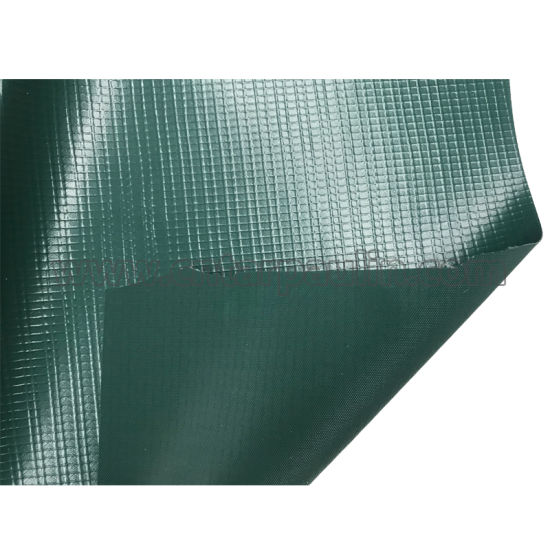PVC Coated Tarpaulin Fabric Heavy Duty Tarps for Tent Fabric