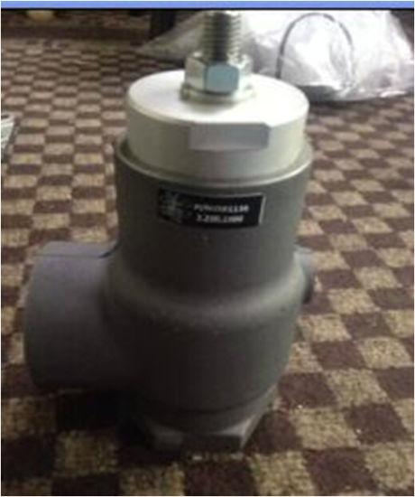 2205469300 Air Compressor Parts Mini Pressure Valve Pressure Reducing Valve