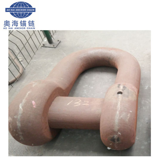 50mm End Shackle Chain Shackle Anchor Shackle with ABS Certificate