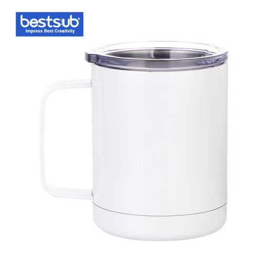 Sublimation 10oz/300ml Stainless Steel Coffee Cup (White) (BW29W)