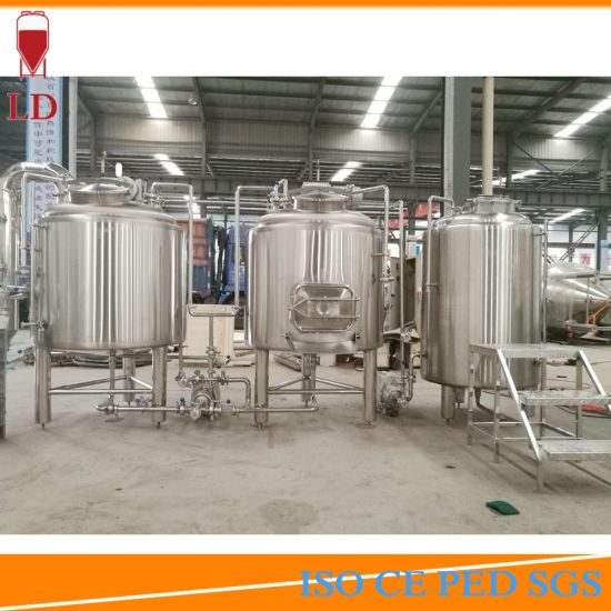 Beer Fermentation Tank Fermenting Equipment 500L Craft Micro Brewery Brewing Making Equipment pictures & photos