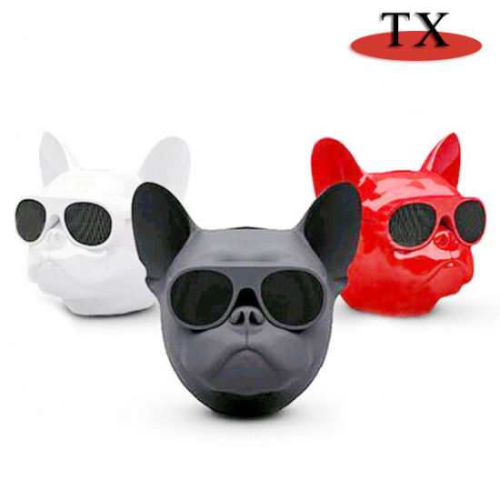 2020 Hot Selling Bulldog Wireless Gift Bluetooth Subwoofer Speaker pictures & photos