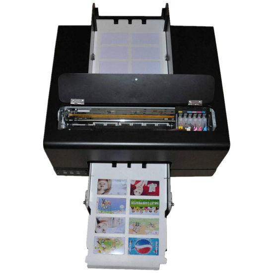 Auto ID Card Printer for Inkjet PVC Card Printing