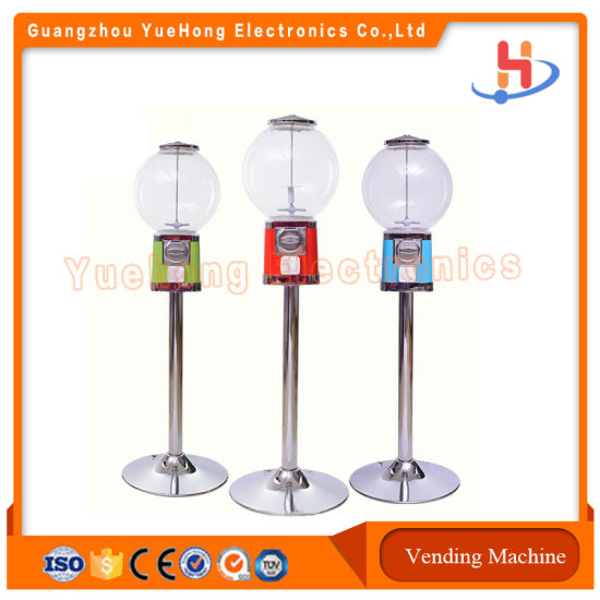 Automatic Candy Gumball Vending Machine