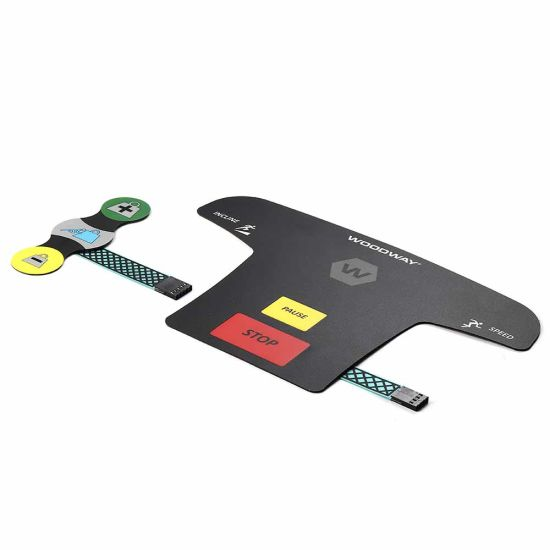 Multiply Colors Printed Membrane Switch