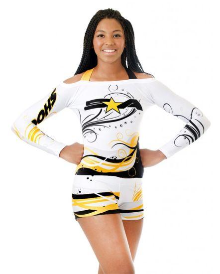 Personalised Cheerleading//Dance Suit carrier//Costume garment Bag named 1