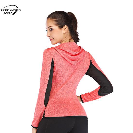 Cody Lundin Sports Wear Women Hoodie Sweatsuit Set Embroidered Hoodie