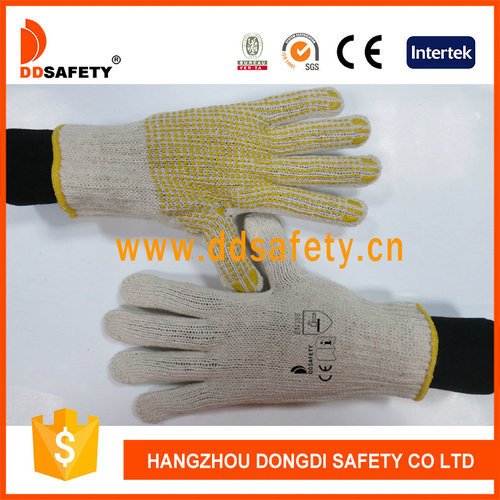 Protection Working Gloves with Dots