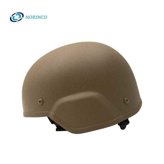 Nij 0101.06 Certified Aramid/PE Military Bulletproof Helmet Security Ballistic Helmet Law Enforcement