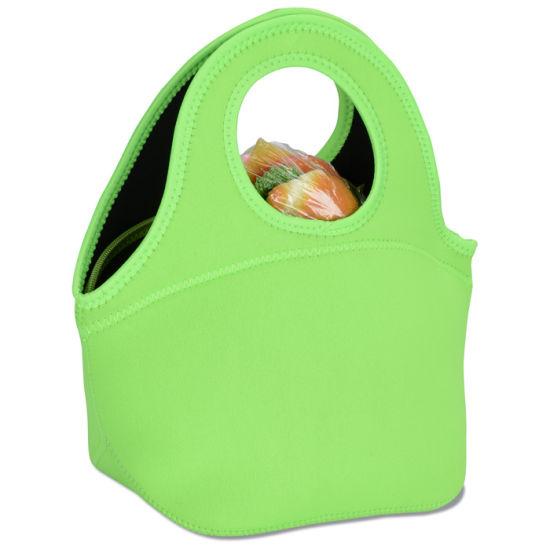 Beach Picnic Chiller Cooler Lunch Neoprene Tote Bag