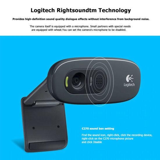 C270 Logitech Webcam Driver