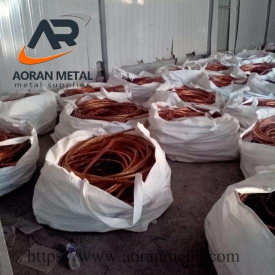 Copper Wire Scrap 99.95%