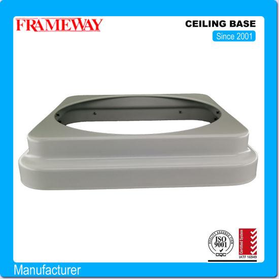 OEM Manufacturing Lighting Component Ceiling Base