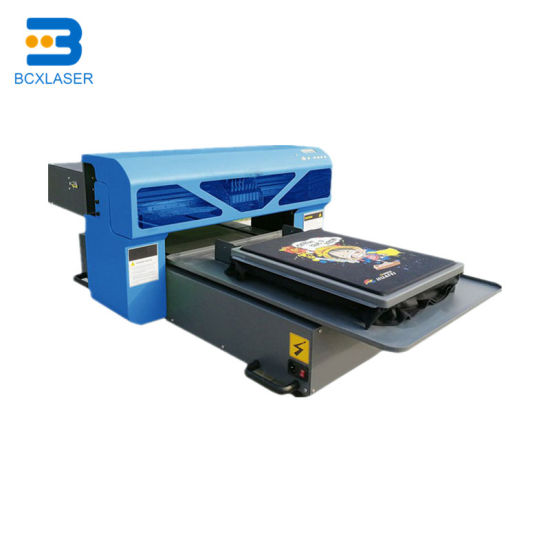Ce Approved DTG Printer Direct to Tshirt Garment T-Shirt Printer Personal DIY Picture 3D Printing A3 Printer