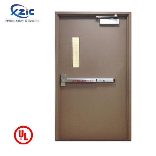 China Steel Fire Rated Door With Ul Certificate China Steel Fire Proof Door Ul Certificate Fire Door