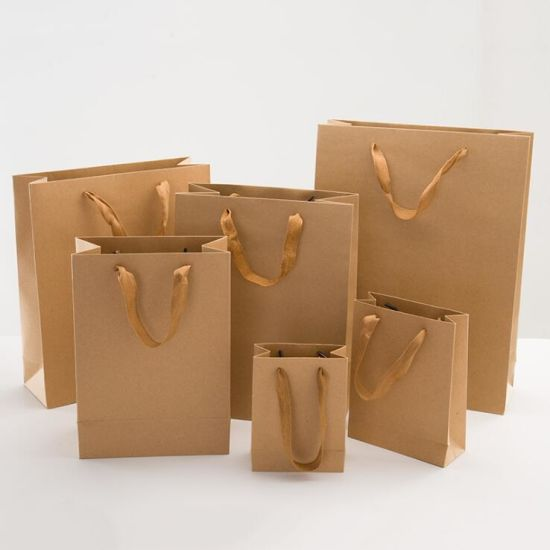 Paper Bag for Package pictures & photos