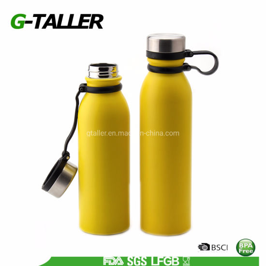 Kids Metal Drinking Water Bottle BPA Free with Logo