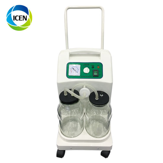 IN-I050 Portable Grain Dental Electric Butt Hospital Used Suction Apparatus pictures & photos