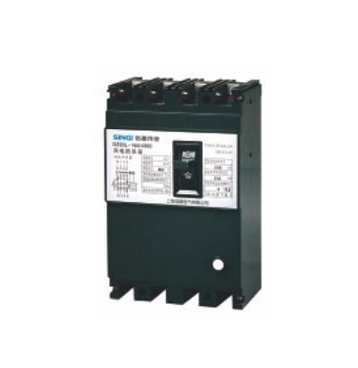 AC50Hz 220V 380V 160A 250A 400A 630A Residual Current MCCB