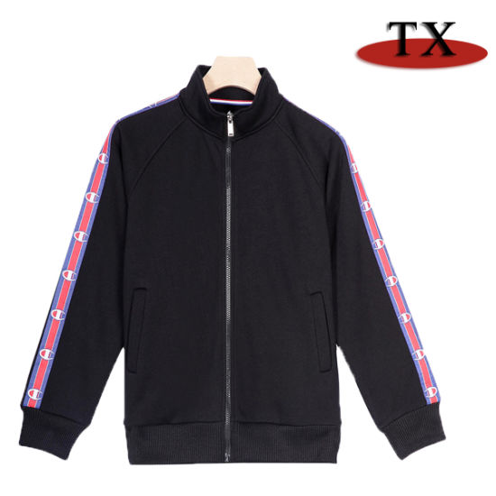 Cotton Sport Sweater Fashion Clothing Outer Wear Jacket Hoody