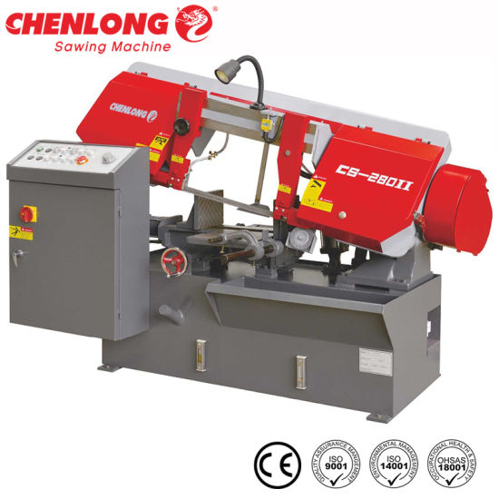 Max Cutting 280mm Metalworking Sawing Machines from China (CS-280II)