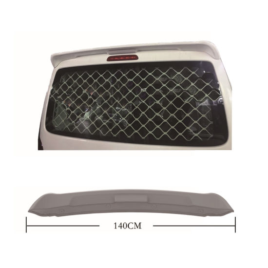 for Special 140 Cm Car Rear Roof Lip Spoiler Lip Wing Trim Sticker