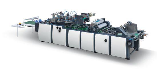 Corner Cutting Box Window Patching Machine (XY-1080T)