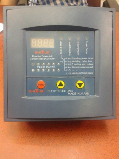 Automatic Power Factor Controller for Power Capacitor 12 Step pictures & photos