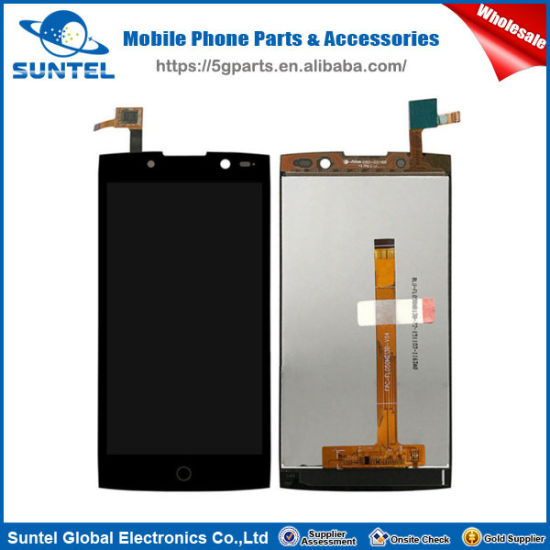 High Quality Phone Spare Parts for Alcatel Onetouch Flash 2 Ot7049 7049d  LCD Display
